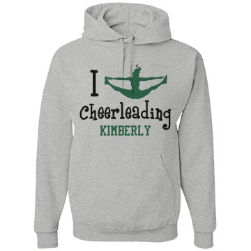 I Splits Cheerleading