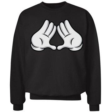 Illuminati Gloves