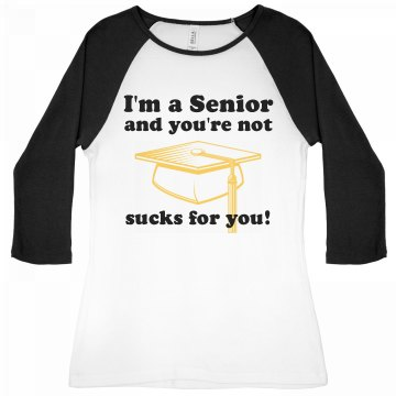 I'm A Funny Senior