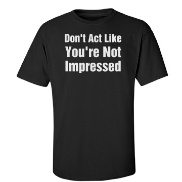 Impressed? Unisex Port &am