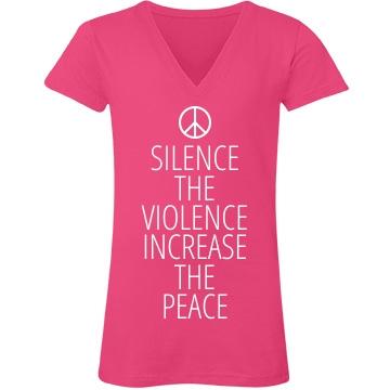 Increase the Peace