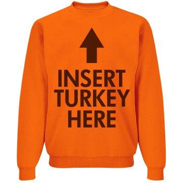 Insert Turkey Here