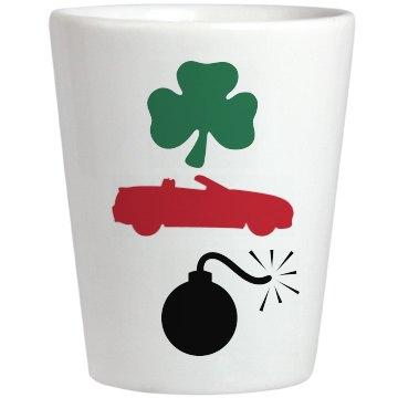 Irish Car Bomb Shot