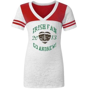 Irish Football Fan