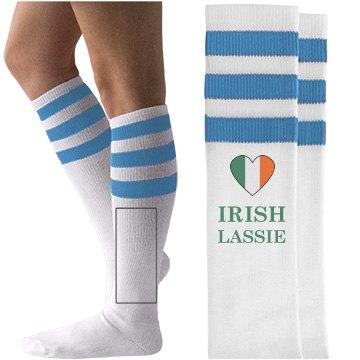 Irish Lassie St. Patrick's Day