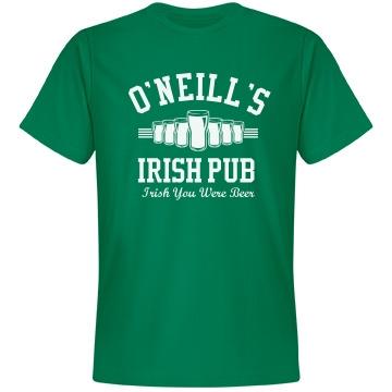 Irish Pub Business Unisex Anvil Lightweight