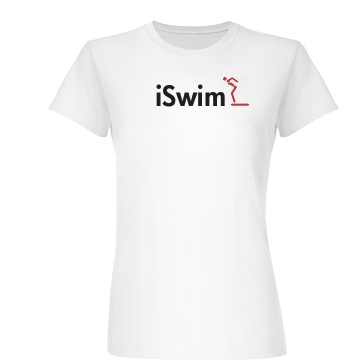 iSwim Junior Fit Junior Fit Basic Bella Favorite Tee