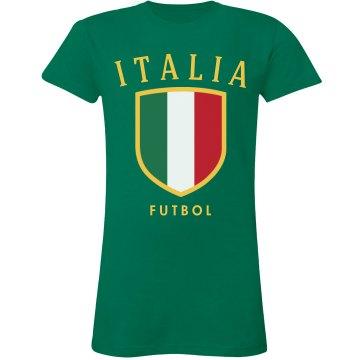 Italia Soccer Global Fan