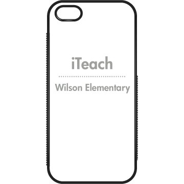 iTeach iPhone Case