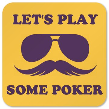 It's Poker Night Again