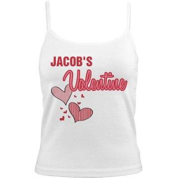 Jacob's Valentine Cami