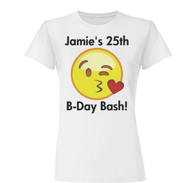 Jamie 25th Birthday Bash
