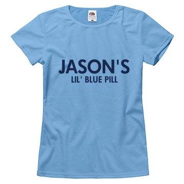 Jason's Lil Blue Pill