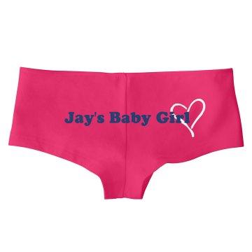 Jay's Baby Girl