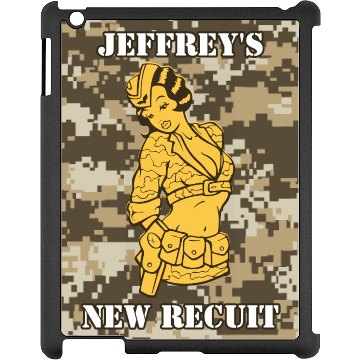 Jeff's Army Recruit