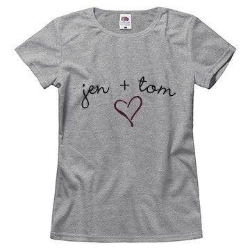 Jen & Tom Love
