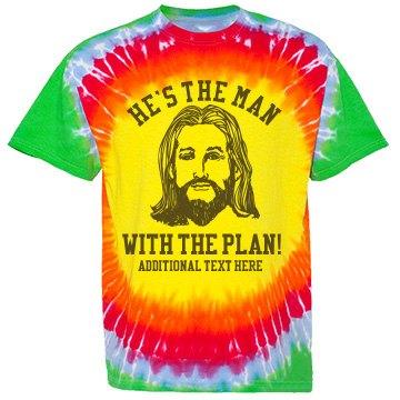 Jesus At Retreat