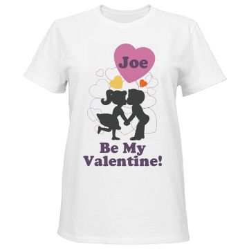 Joe Be My Valentine