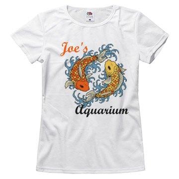 Joe's Aquarium T