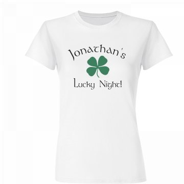 Jon's Lucky Night