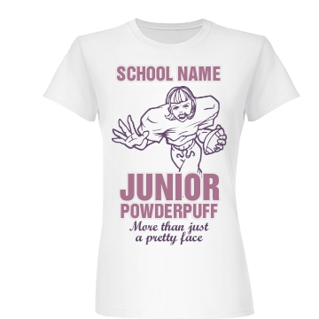 Junior Powderpuff Junior Fit Basic Bella Favorite Tee