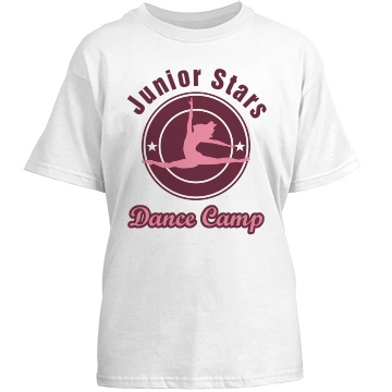 Junior Stars Dance Camp