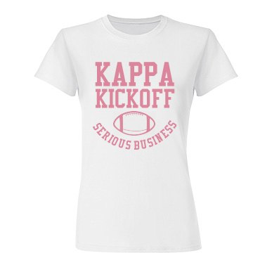 Kappa Kickoff