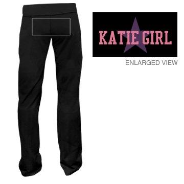 Katie's Cheer Pants Junior Fit Bella Fitness Pants