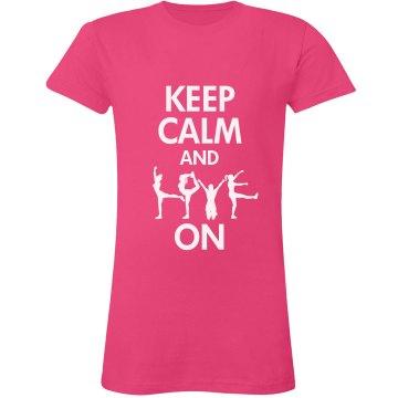 Keep Calm & Love On