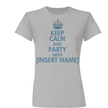 Keep Calm Basic Jr