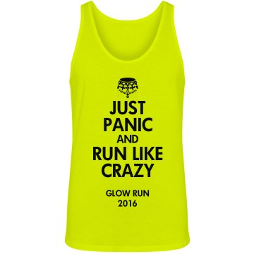 Keep Calm Glow Run 5K