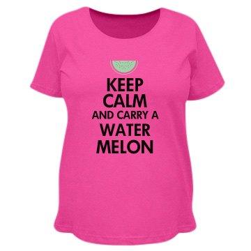 Keep Calm Watermelon