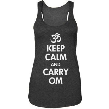 Keep Calm Yoga