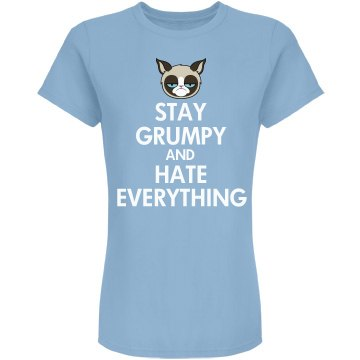 Keep Calm You Grumpy Cat