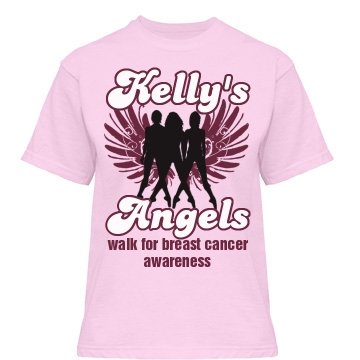 Kelly's Angels Misses Relaxed Fit Gildan Heavy Cotton Tee