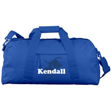 Kendall's Dance Bags Liberty Bags Large Square