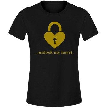 Key To Unlock My Heart