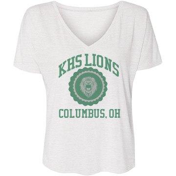 KHS Lions Fan