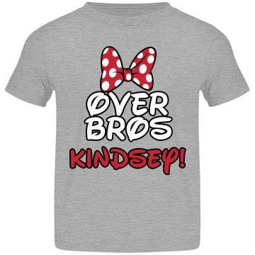 Kindsey's Cheer Uniform