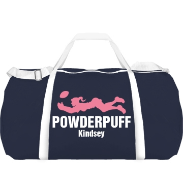 Kindsey's Powderpuff Bag Au