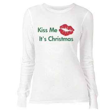 Kiss Me It's Christmas