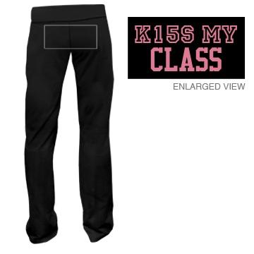Kiss My Class Sweats