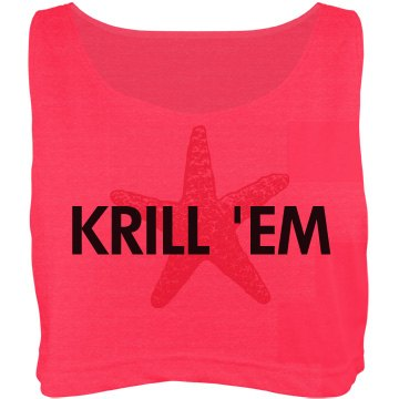 Krill 'em Mermaid
