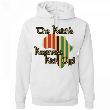 Kwanzaa Kick Off Tee