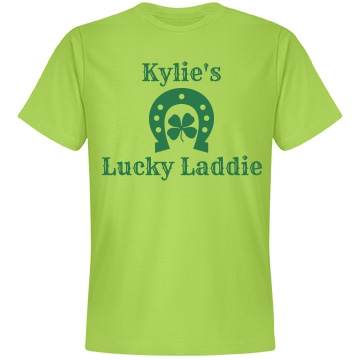 Kylie's Lucky Laddie Unisex Anvi