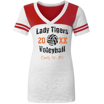 Lady Tigers Volleyball