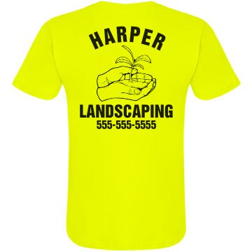 Landscaping Business Tee