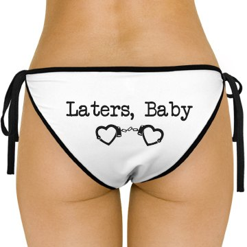 Laters Baby Swim Bottom