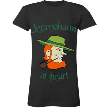 leprechaun at heart