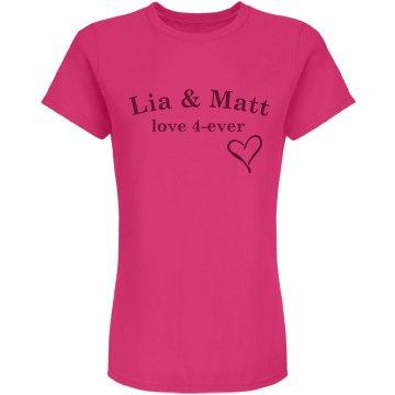 Lia & Matt